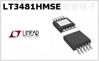 LT3481HMSE