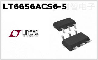 LT6656ACS6-5