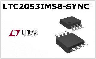 LTC2053IMS8-SYNC