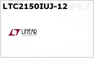 LTC2150IUJ-12