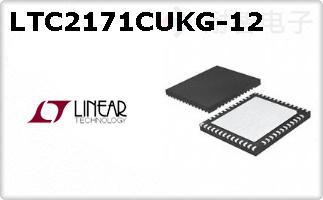 LTC2171CUKG-12的图片