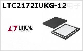 LTC2172IUKG-12