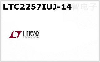 LTC2257IUJ-14