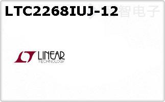 LTC2268IUJ-12