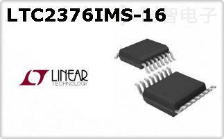 LTC2376IMS-16