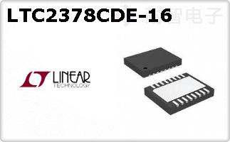 LTC2378CDE-16