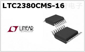LTC2380CMS-16