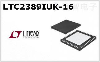 LTC2389IUK-16