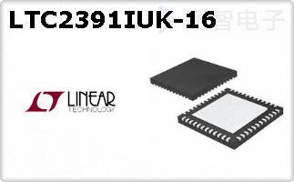 LTC2391IUK-16
