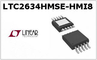 LTC2634HMSE-HMI8