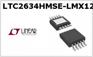 LTC2634HMSE-LMX12