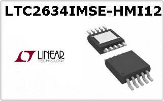 LTC2634IMSE-HMI12