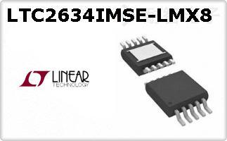 LTC2634IMSE-LMX8