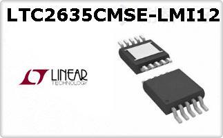 LTC2635CMSE-LMI12