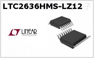 LTC2636HMS-LZ12
