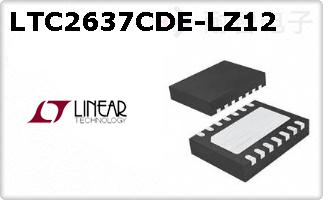 LTC2637CDE-LZ12