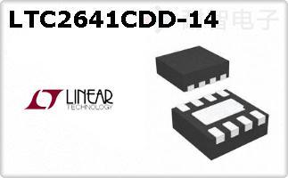 LTC2641CDD-14