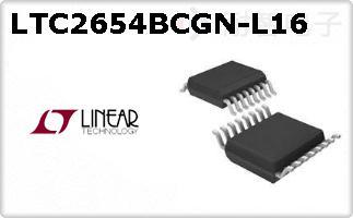 LTC2654BCGN-L16