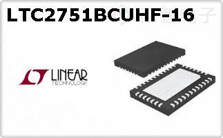 LTC2751BCUHF-16