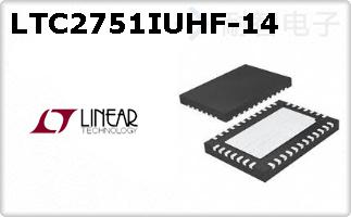LTC2751IUHF-14