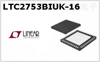 LTC2753BIUK-16