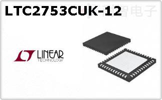 LTC2753CUK-12
