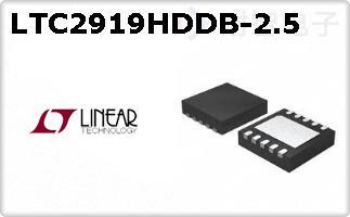 LTC2919HDDB-2.5