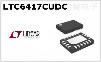 LTC6417CUDC