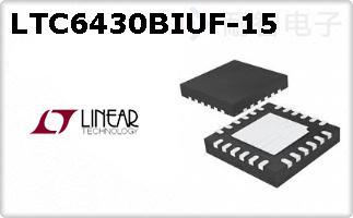 LTC6430BIUF-15