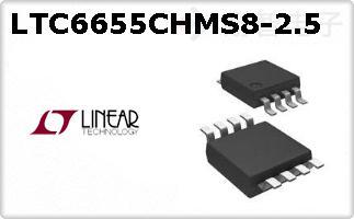LTC6655CHMS8-2.5