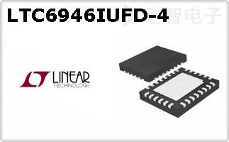 LTC6946IUFD-4
