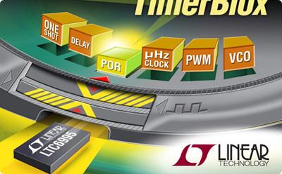 凌力尔特公司发布适合紧凑型高频与高降压比应用的芯片LTC3887